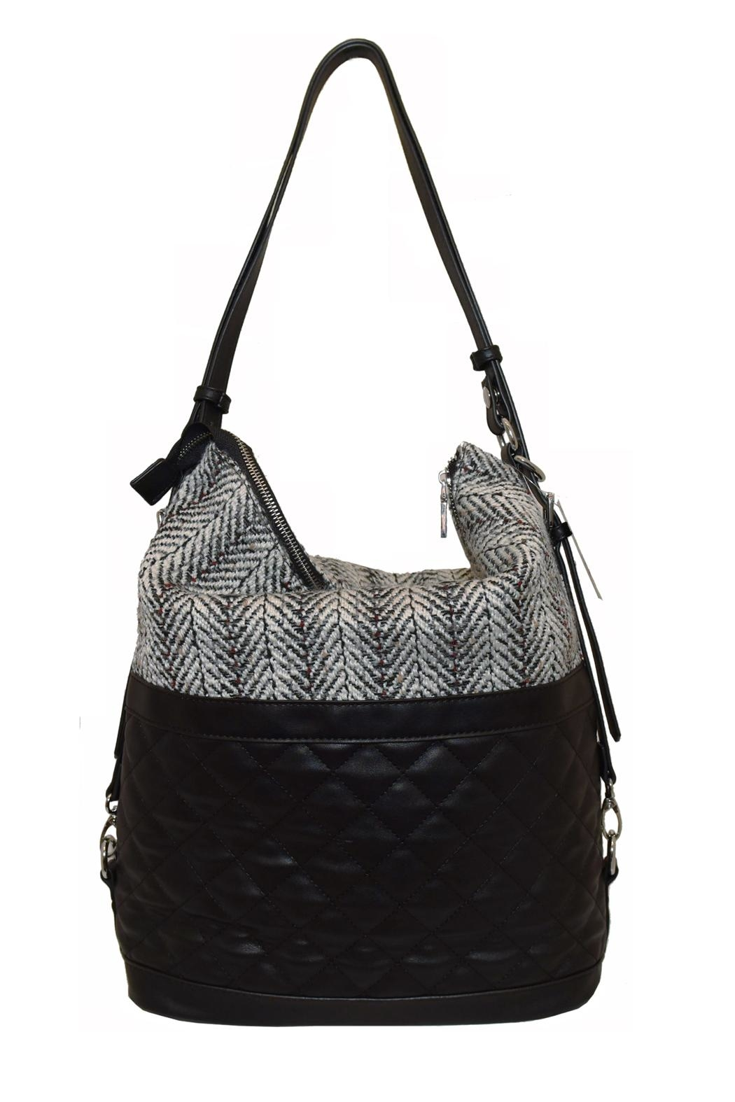 INZI Convertible Shoulder Bag - Main Image