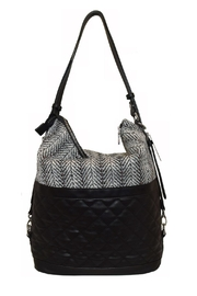 INZI Convertible Shoulder Bag - Front cropped