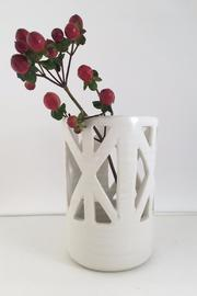 Convivial Production Geometric Candle Holder - Side cropped