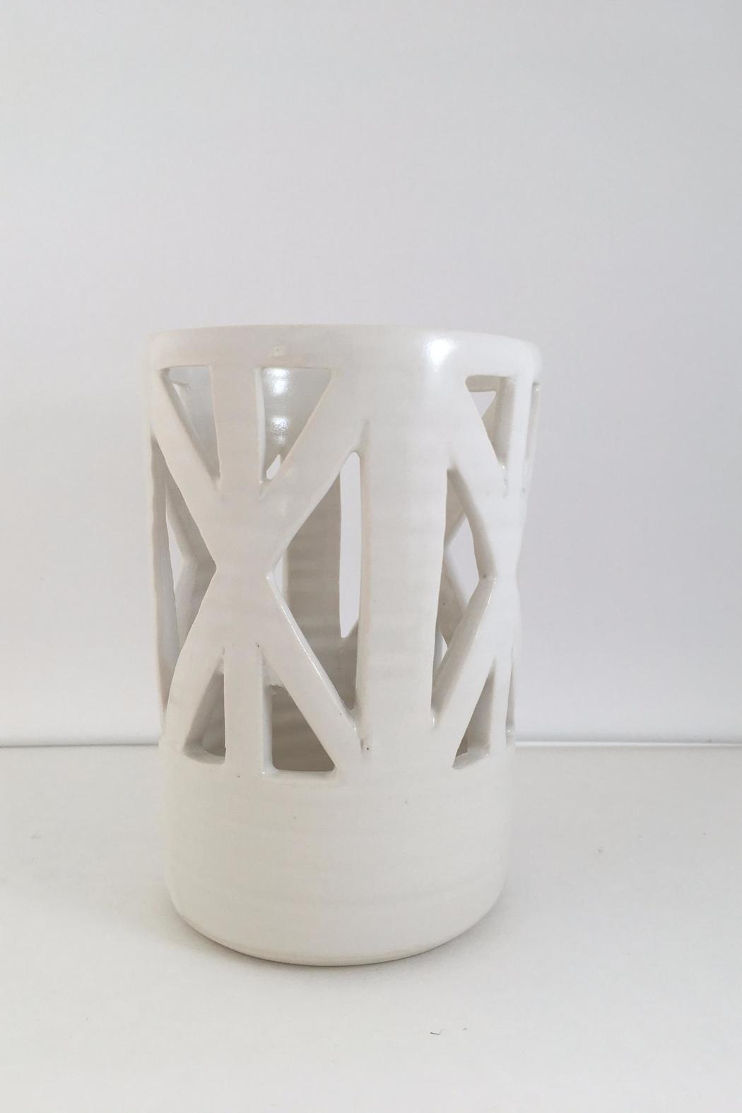 Convivial Production Geometric Candle Holder - Main Image