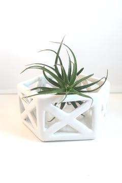 Shoptiques Product: Geometric Candle Holder