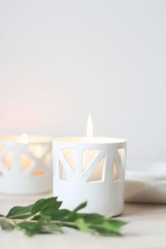 Shoptiques Product: Small Candle Holder