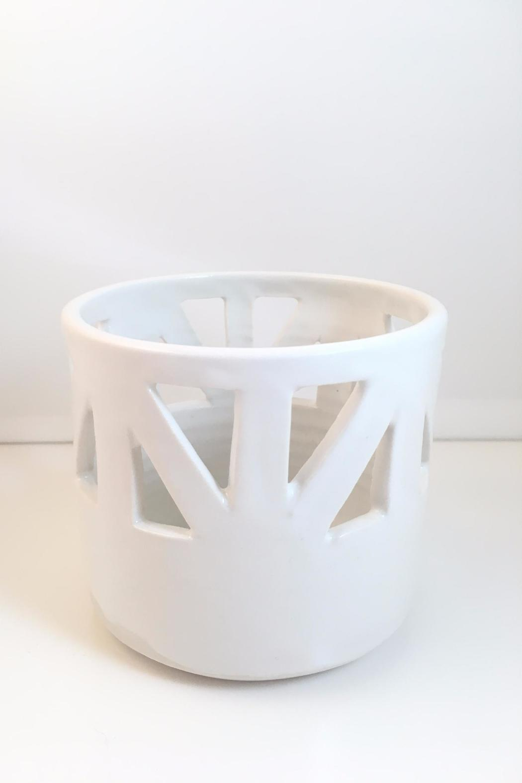 Convivial Production Small Candle Holder - Front Full Image