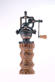 Convivio Wooden Pepper Grinder - Product Mini Image