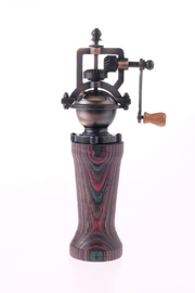 Convivio Wooden Pepper Grinder - Front cropped