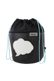 R+D Hipster Emporium  Convo Bubble Drawstring - Front full body