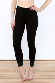 Coobie Black Leggings - Product Mini Image