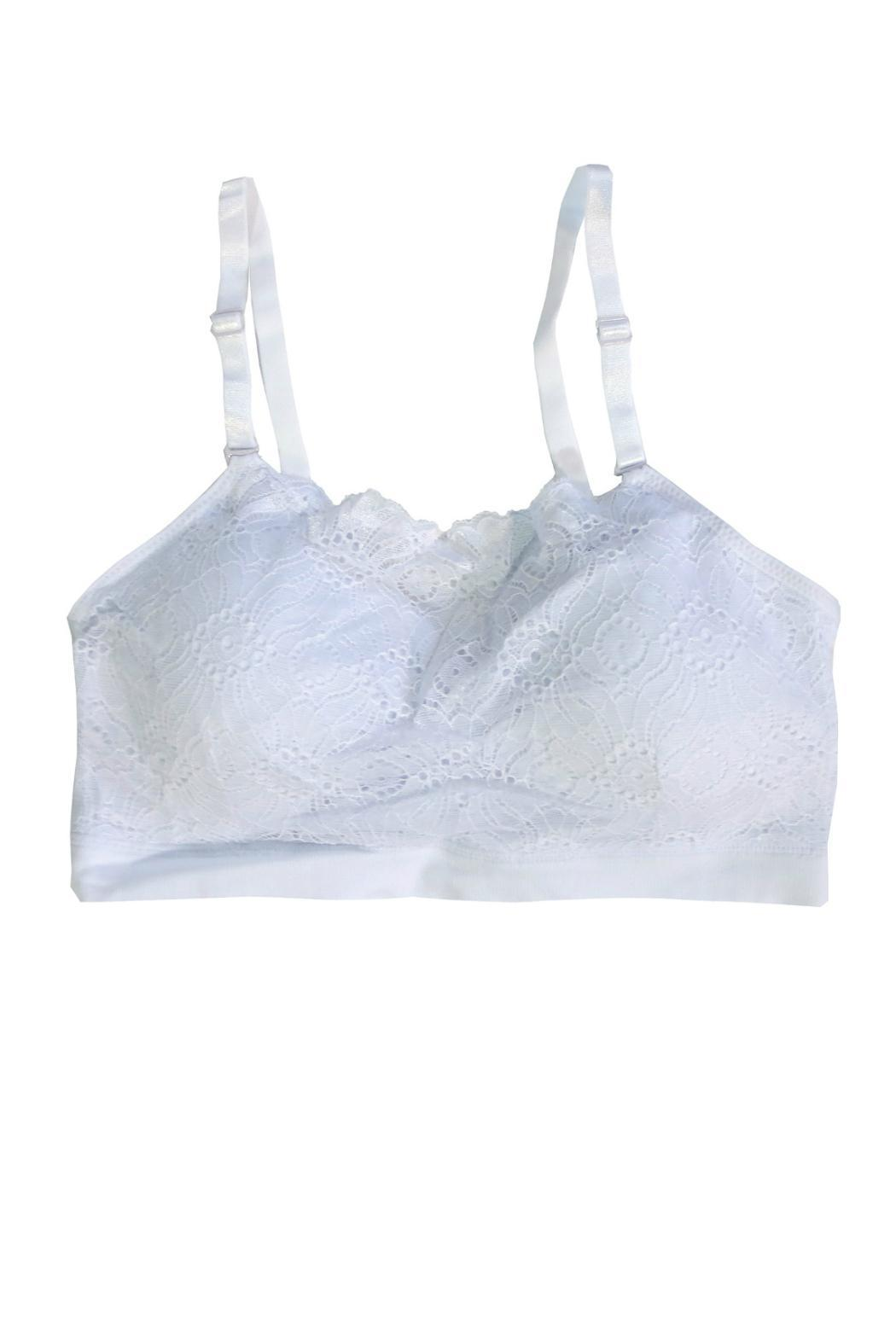 Coobie Lace Coverage Bra - Front Full Image