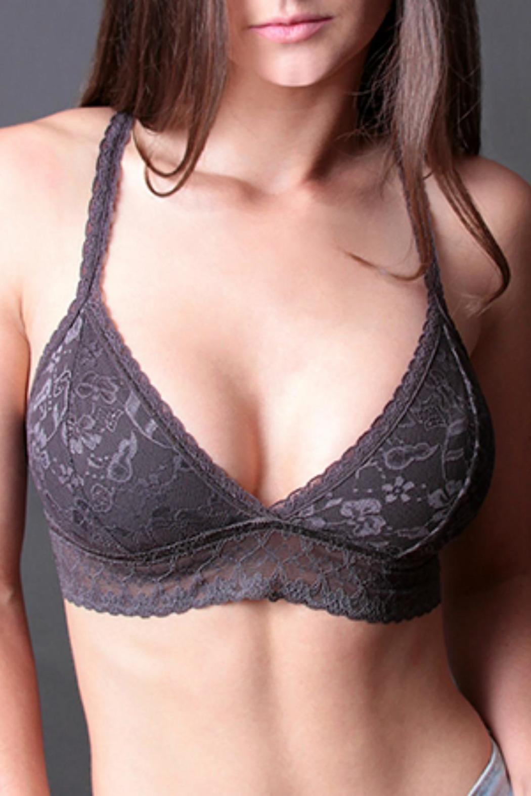 4cedd2f929634 Coobie Grey Lace Bra from New Jersey by Wink Boutique — Shoptiques