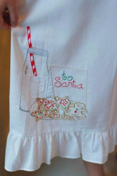 Lullaby Set Cookies-For-Santa Gown - Alternate List Image
