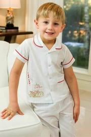 Lullaby Set Cookies-For-Santa Loungewear - Front cropped