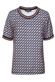 Terre Bleue Cool Graphic T-Shirt - Product Mini Image