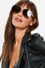 Quay Australia Cool Innit Sunglasses - Product Mini Image