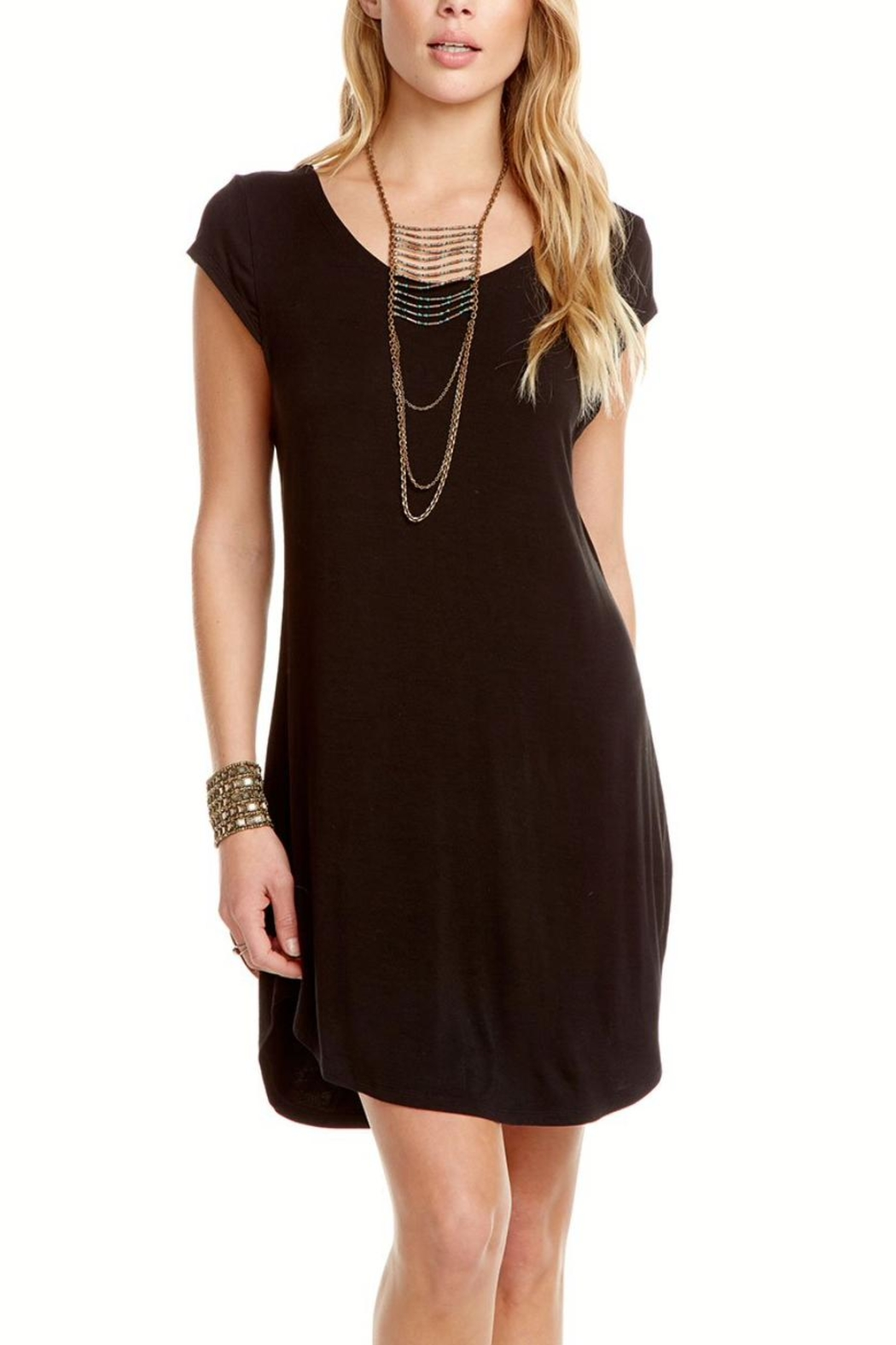 Chaser Cool Jersey Dress - Main Image