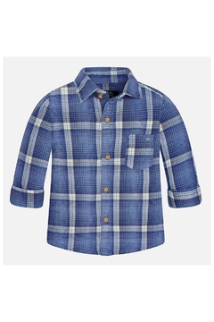 Mayoral Cool Plaid Shirt - Product List Image