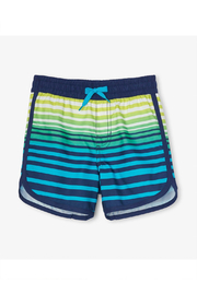 Hatley Cool Stripes Swim Shorts - Product Mini Image