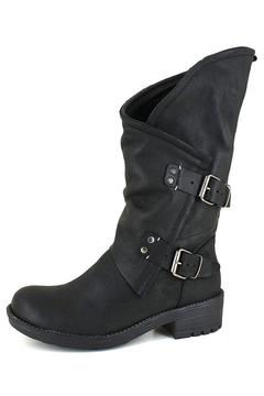 Shoptiques Product: Alida Motorcycle Bootie