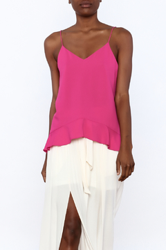 Cooper & Ella Hot Pink Sleeveless Top - Product List Image