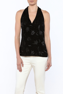 Shoptiques Product: Sparkle Flower Tank