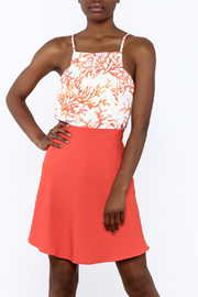 Shoptiques Product: Coral Tricia Top