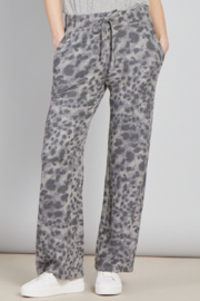 another love  Cooper Fleece Leopard Pant - Product Mini Image