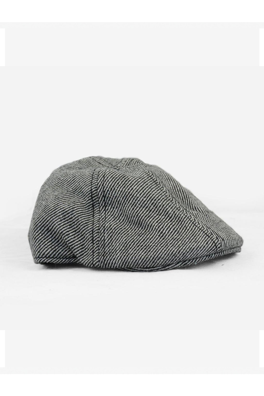 The Blueberry Hill Cooper Tweed Driving Cap - Main Image