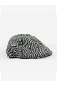 The Blueberry Hill Cooper Tweed Driving Cap - Product List Image