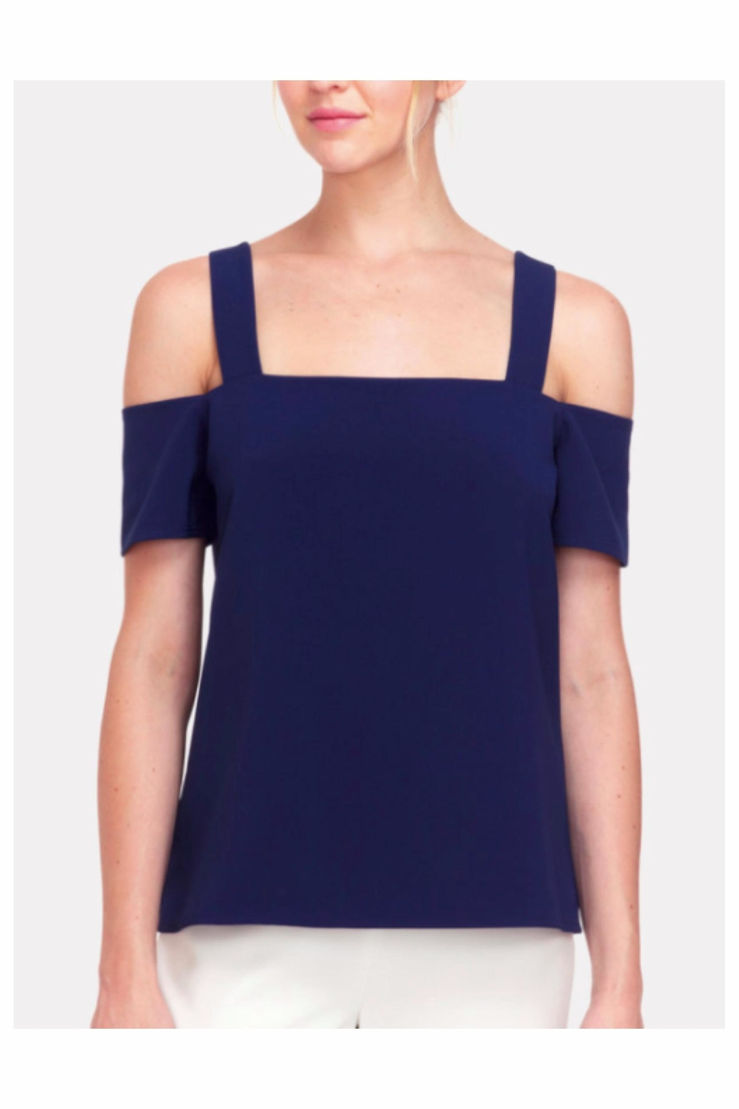Cooper & Ella Ava Blouse - Front Cropped Image