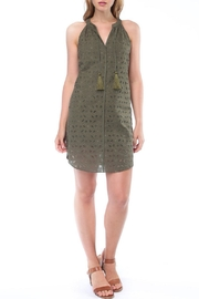 Cooper & Ella Layla Eyelet  Dress - Product Mini Image