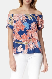 Cooper & Ella Piper Off Shoulder Top - Product Mini Image