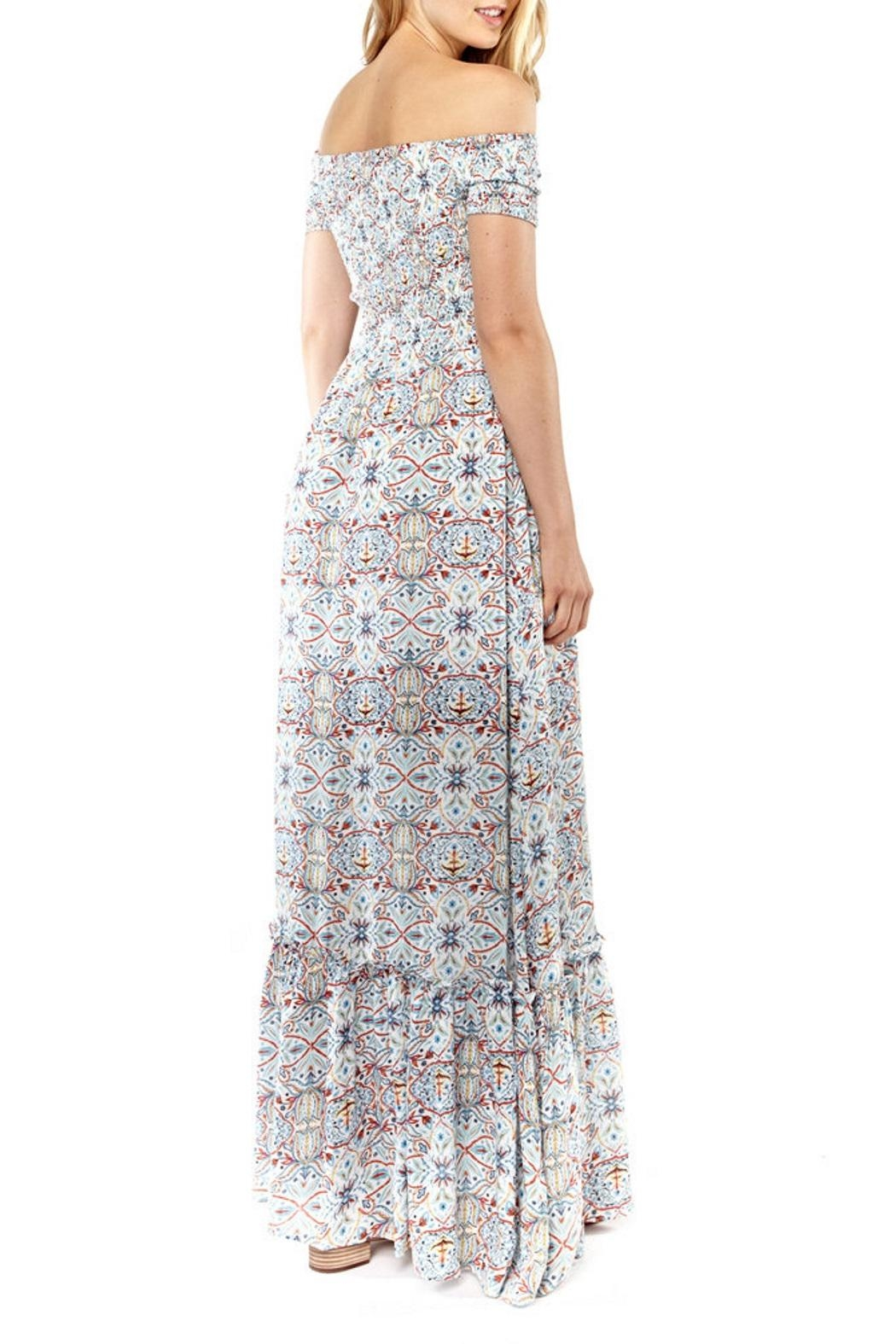 Cooper & Ella Senna Maxi Dress - Front Full Image
