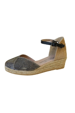 Eric Michael Copa Metallic Espadrille - Alternate List Image