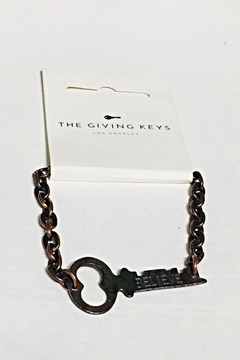The Giving Keys Copper