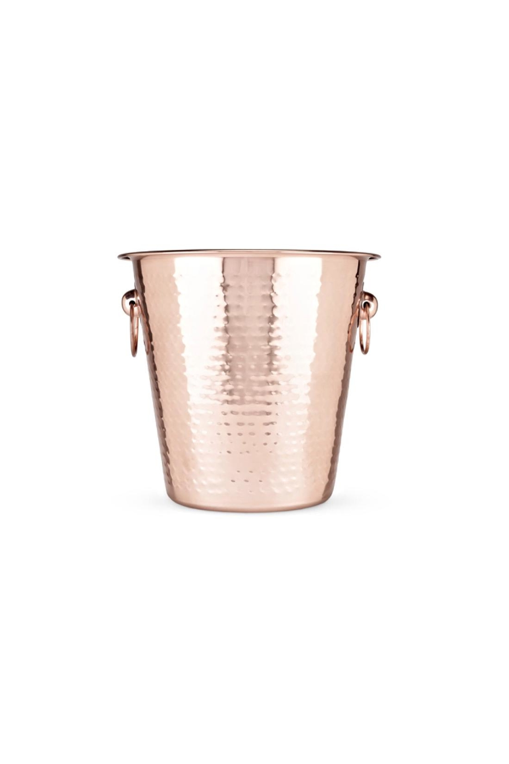 True Fabrications Copper Ice Bucket - Main Image