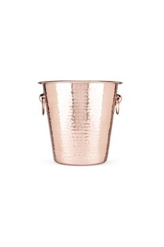 True Fabrications Copper Ice Bucket - Product List Image