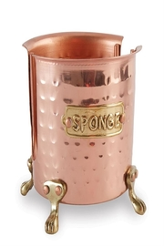 Mud Pie Copper Sponge Caddy - Product Mini Image