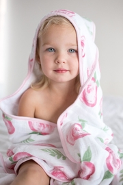 Copper Pearl Grace Baby Towel - Product Mini Image