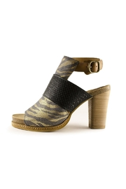 Coqueterra Shoes Coque Terra - Zebra - Front cropped
