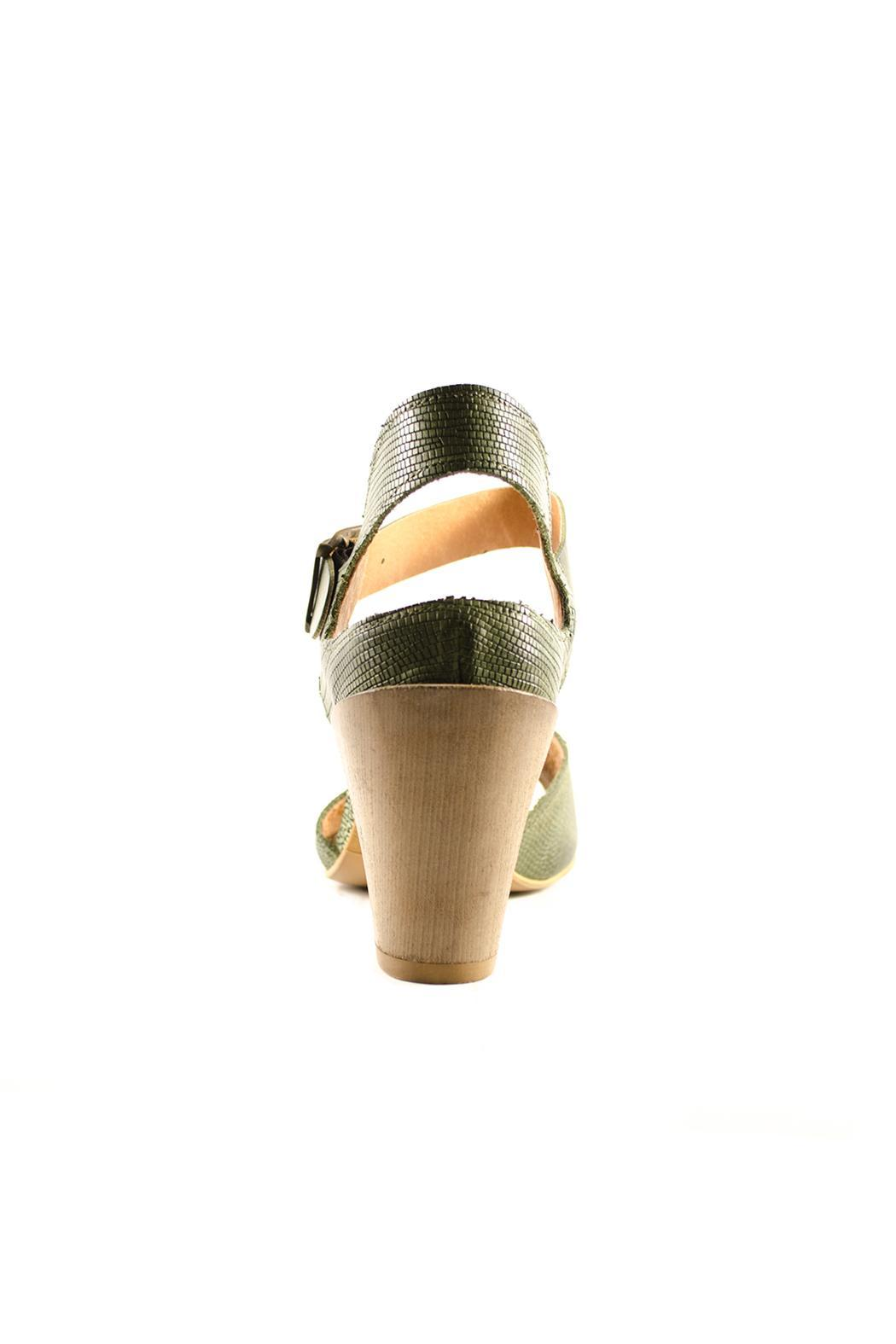 Coque Terra 801 - Sandal - Back Cropped Image
