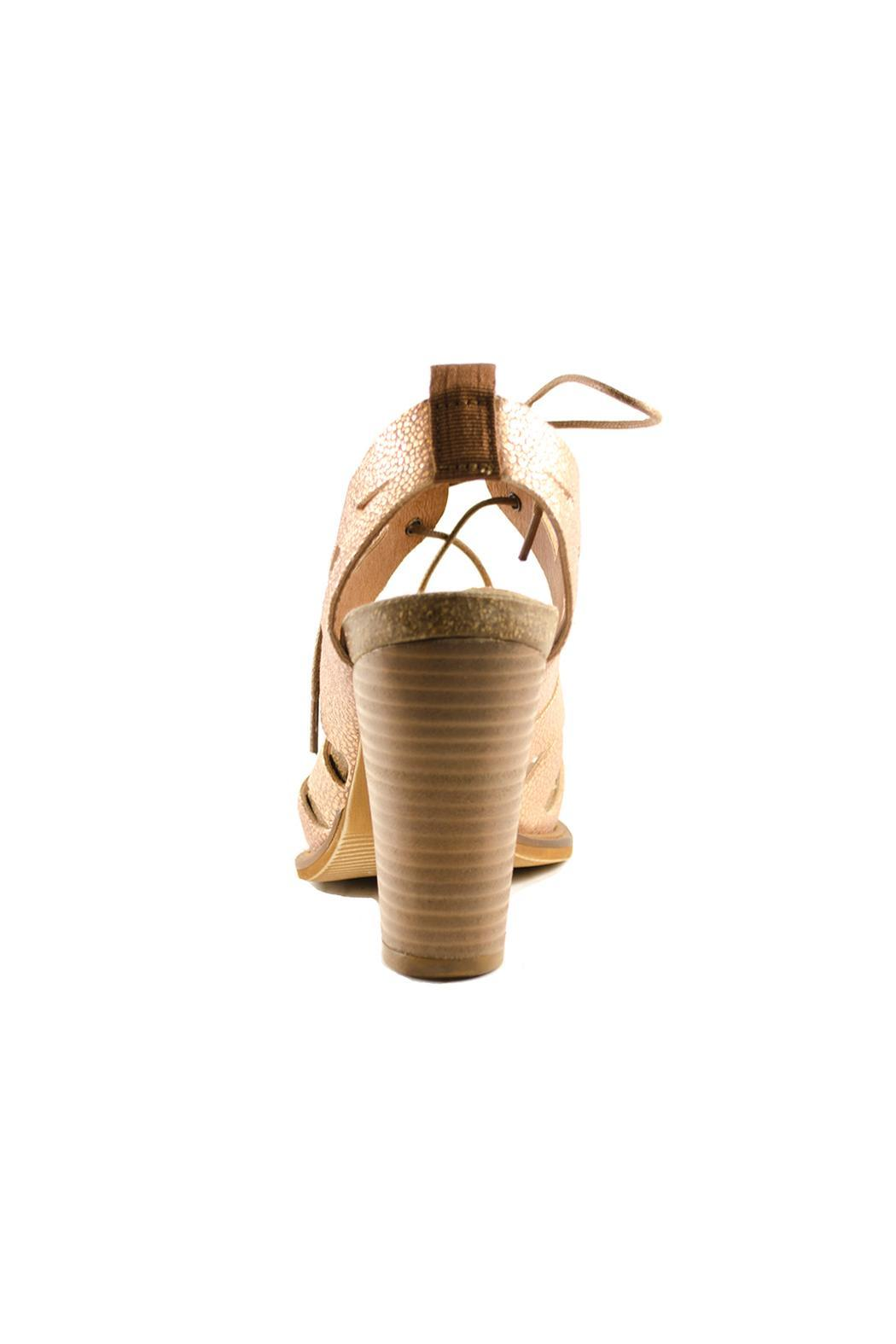 Coqueterra Shoes 501 Sandal - Back Cropped Image