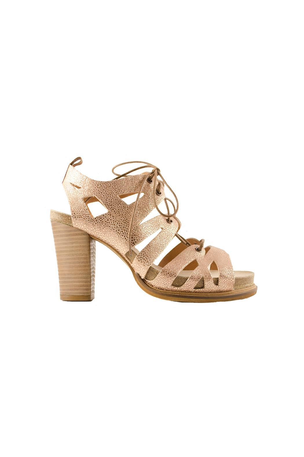 Coqueterra Shoes 501 Sandal - Side Cropped Image