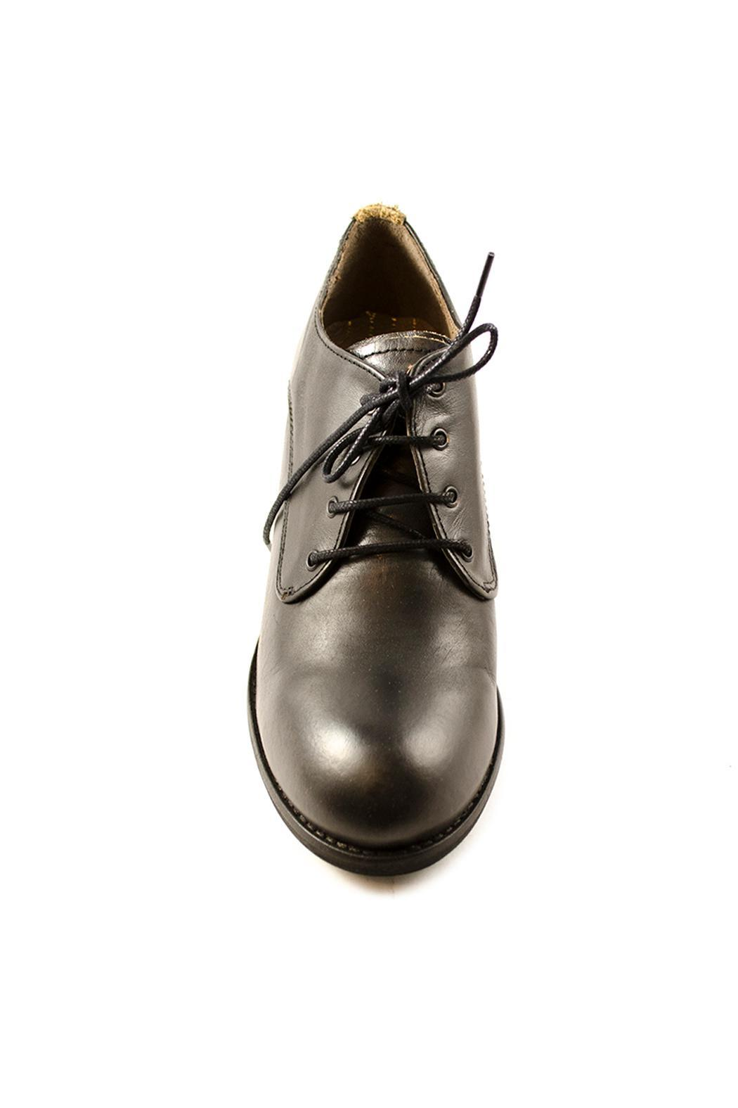 Coqueterra Shoes Oxford Heel - Front Full Image