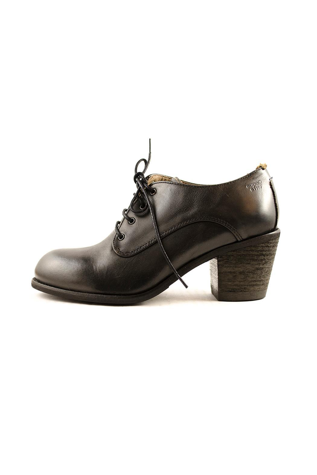 Coqueterra Shoes Oxford Heel - Main Image