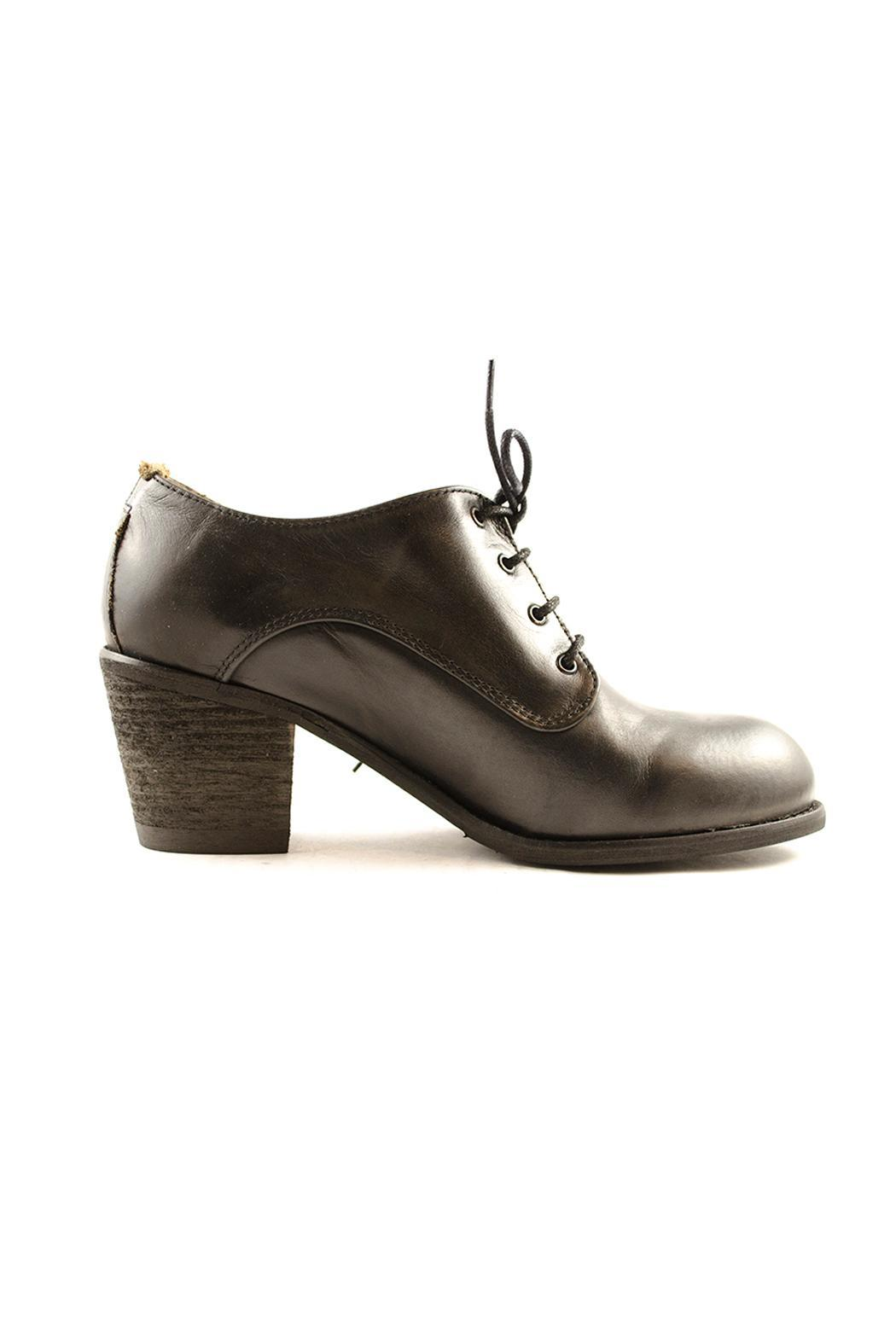 Coqueterra Shoes Oxford Heel - Side Cropped Image