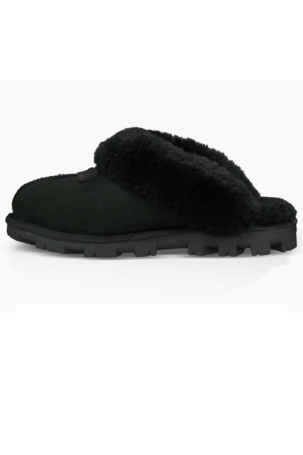 UGG Australia Coquette Sheepskin Slipper - Front Cropped Image