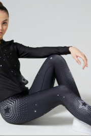 cor by ultracor Cor by UltraCor Star Legging - Front full body