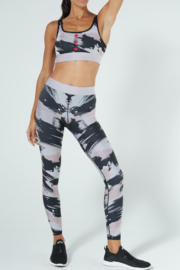 cor designed by ultracor Cor designed by Ultracor Painterly Legging with Stars on the side - Product Mini Image