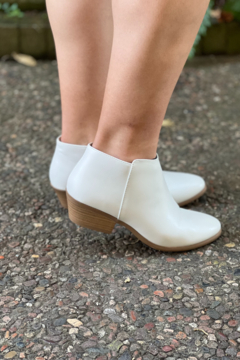 Qupid Cora Ankle Booties - Product List Image