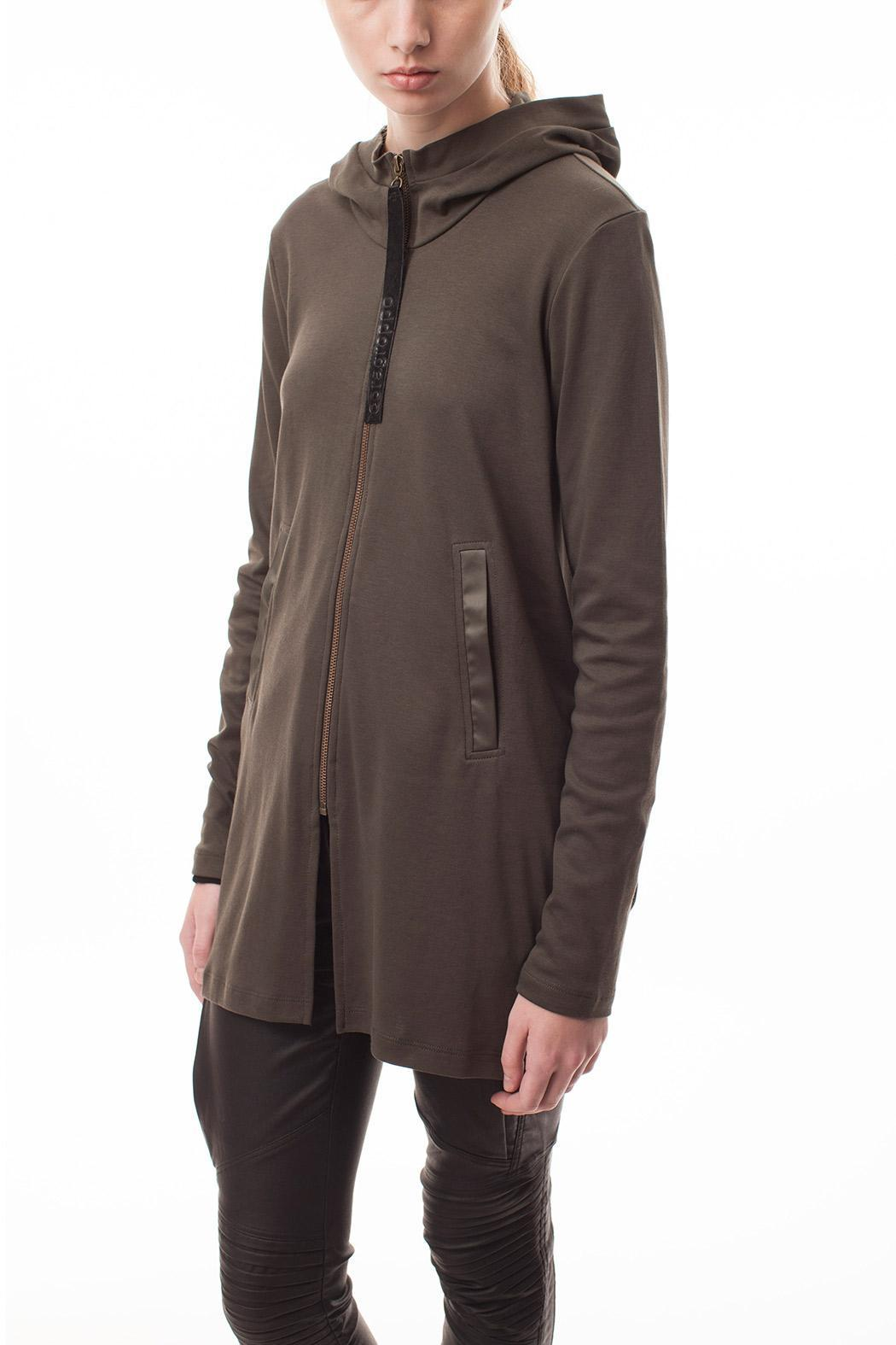 coragroppo Buzo Tess Hoodie - Front Full Image