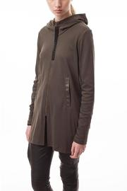 Shoptiques Product: Buzo Tess Hoodie - Front full body
